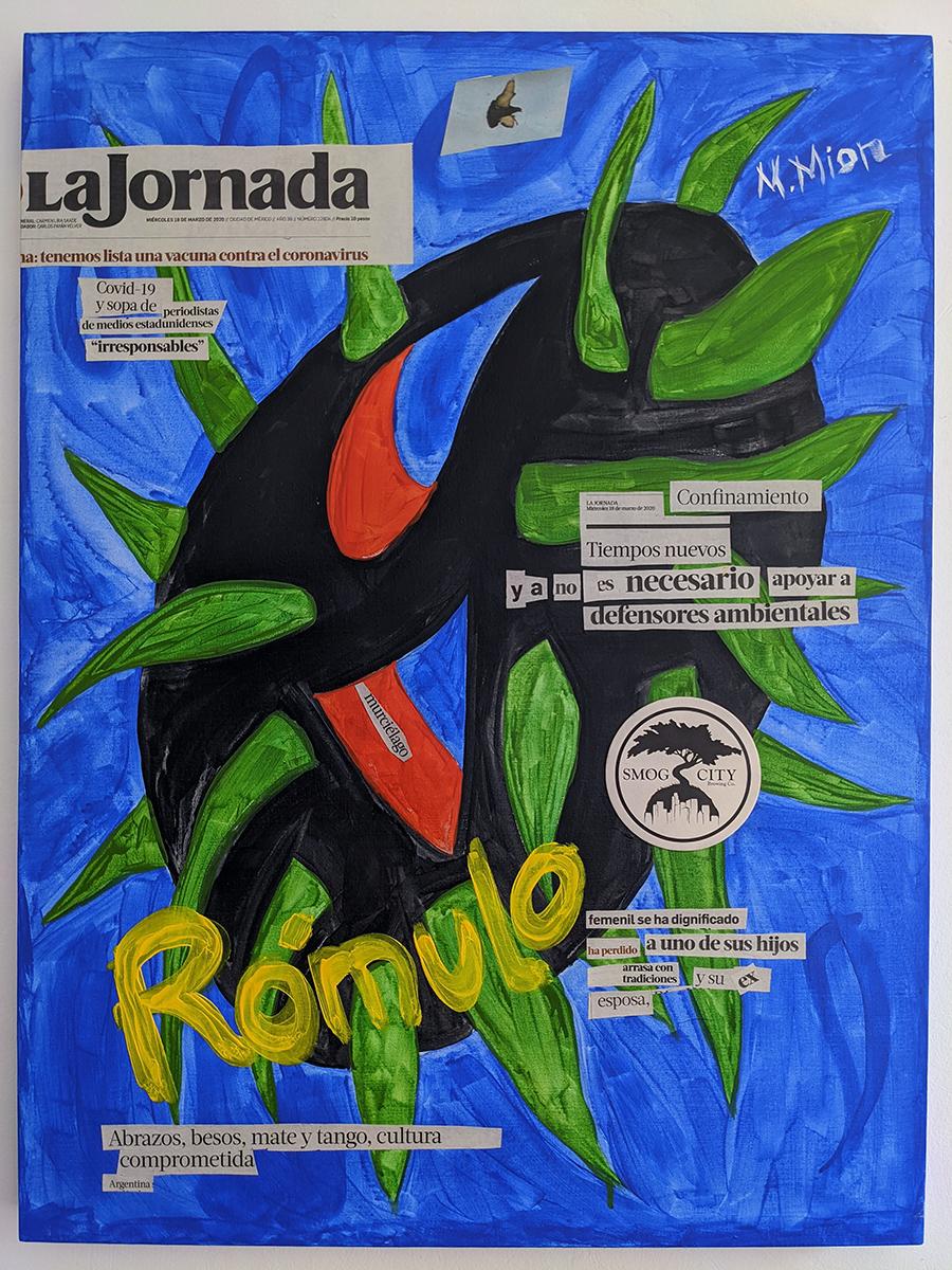 Romulo M., El refundador
